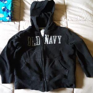 3t old navy hoodie